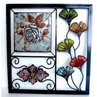 Kukka-seinätaulu*