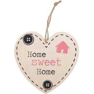 Home Sweet Home -seinäkyltti