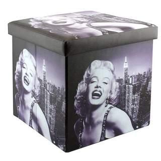 Marilyn -säilytyslaatikko