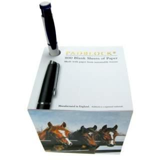 Muistilappukuutio hevoset*