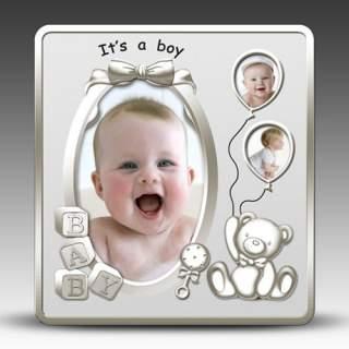 It's a boy -kehys 3-kuvaa