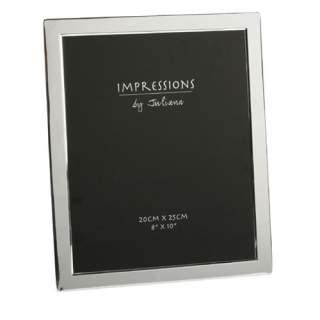 Classic Silver -kehys 20x25 cm