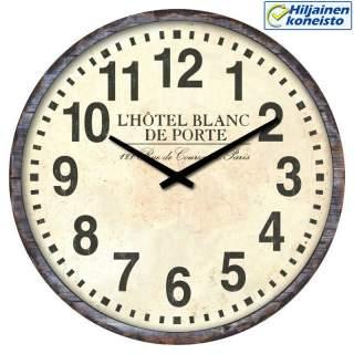 Seinäkello - Hotel Blanc