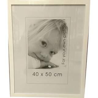 Trendline Valkoinen 40x50