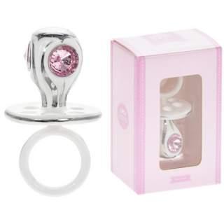 Posliinitutti ja kristalli Pinkki