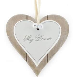 My Room -sydänkyltti