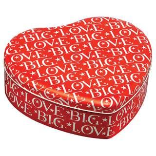 Big Love -sydänrasia punainen*