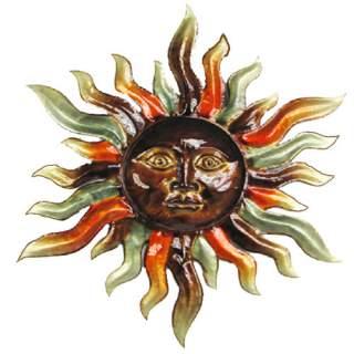 Aurinko -seinäreliefi*