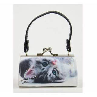 Pikkulaukku -Kissanpentu