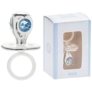Posliinitutti ja kristalli Sininen