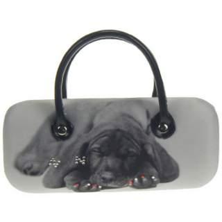 Silmälasikotelo -koira*