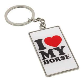 I Love My Horse -avaimenperä*
