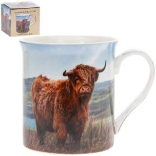 Ylämaan lehmä - muki