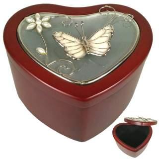 Perhonen-sydänrasia