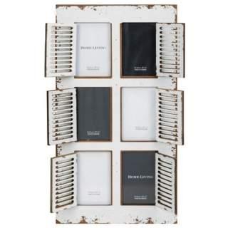 Ikkunaluukut -kehys 6-kuvaa