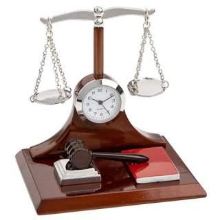 Oikeuden vaaka -minikello