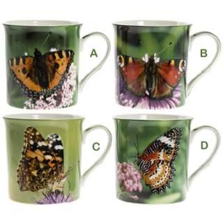 Eläinmuki Perhoset