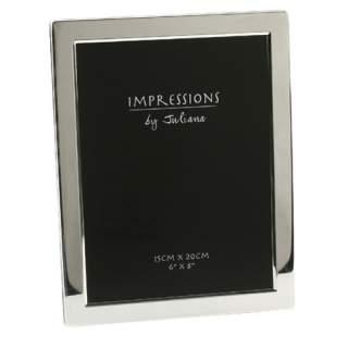 Classic Silver -kehys 15x20 cm