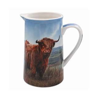 Ylämaan lehmäkannu