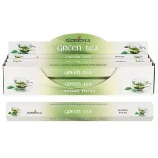 Vihreä tee  -suitsuke