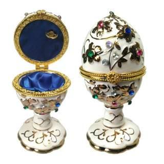 Soittorasia - Faberge-muna