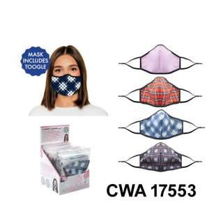 Kasvomaski CWA 4-väriä
