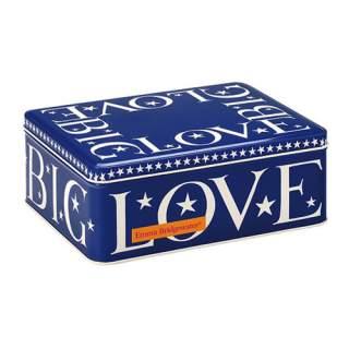 Big Love -suorakaiderasia sininen*