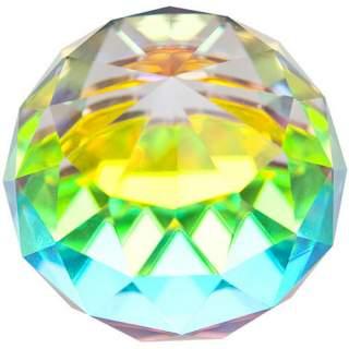 Kristallipallo hiottu 4 cm